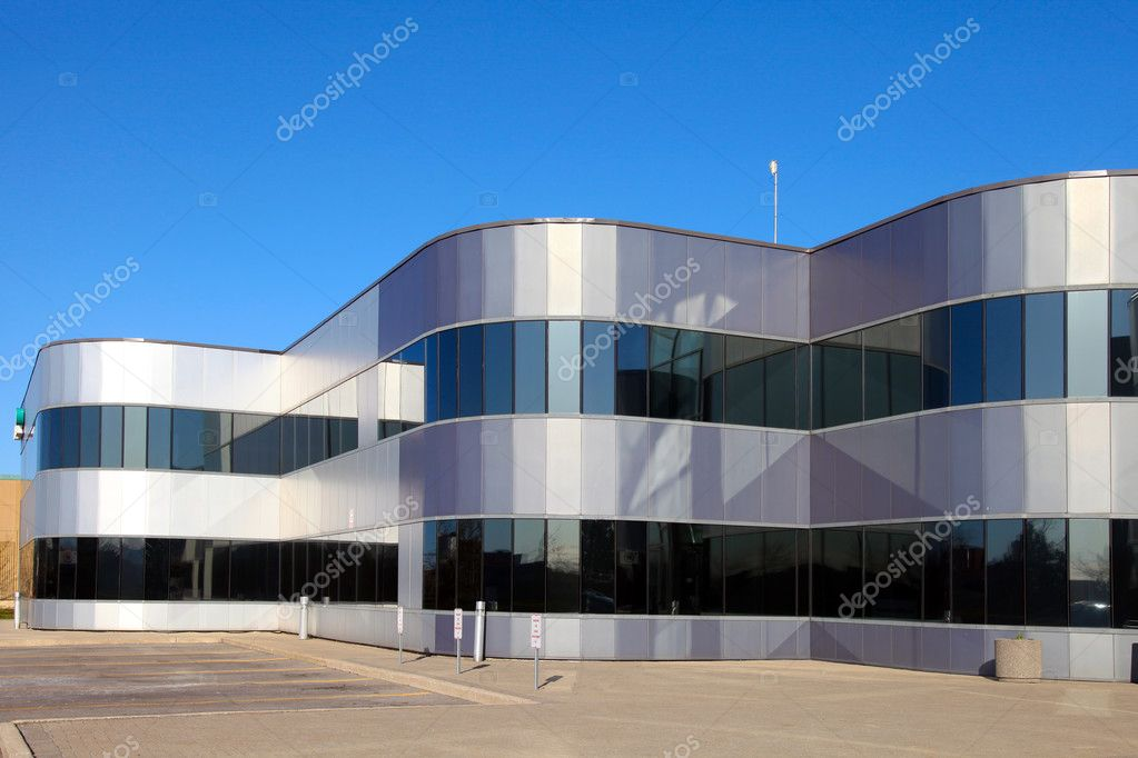 Corporate Industrial Building