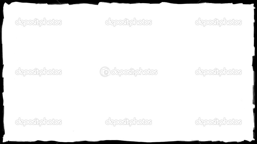 einzigartige schwarze und weiße Rahmen 07 — Stockfoto © Altinosmanaj ...