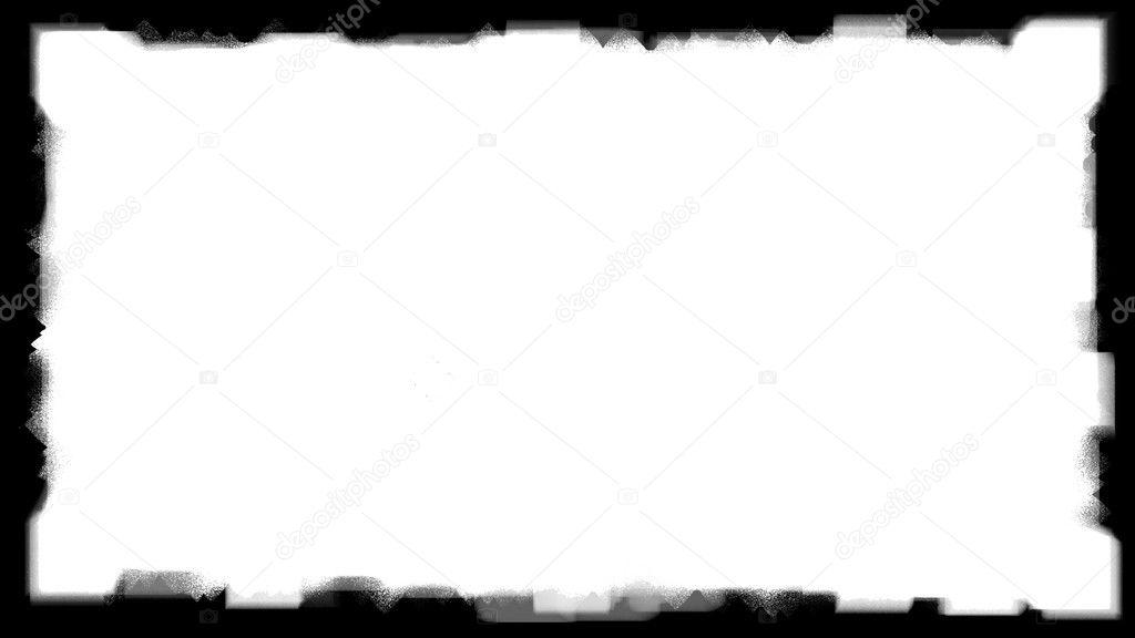 einzigartige schwarze und weiße Rahmen 08 — Stockfoto © Altinosmanaj ...