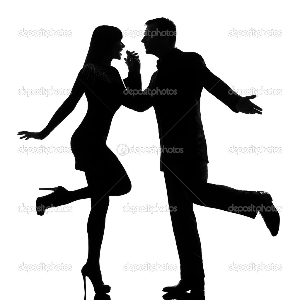 neukend dansen beffen man vrouw