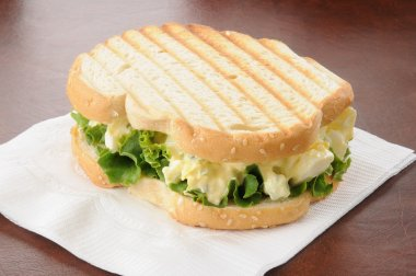 Egg salad sandwch