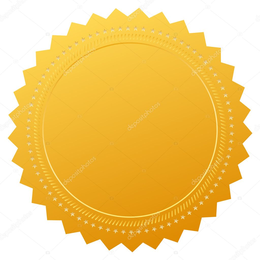 Vector blank gold certificate stock vector arcady 11015392 vector blank gold certificate stock vector 11015392 xflitez Choice Image