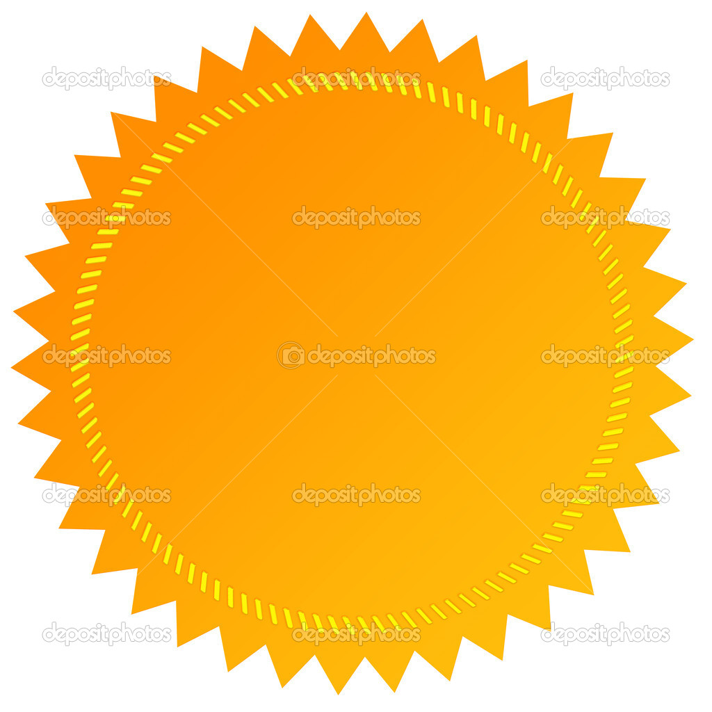 Blank Certificate Seal Stock Photo Arcady 11085250