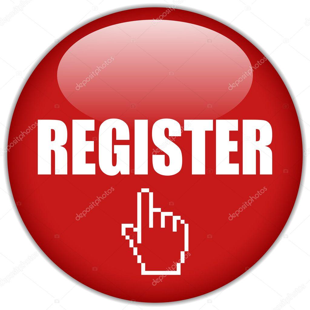 Register vector icon
