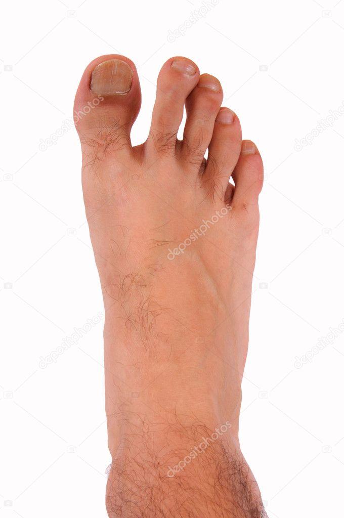 piedi maschili foto stock uroszunic 10743845