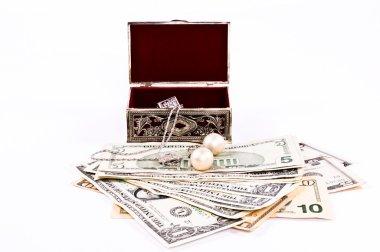 Jewelry and money