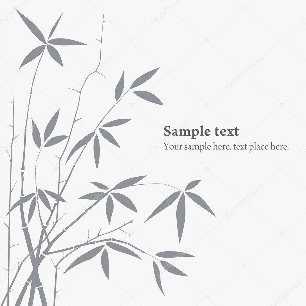 Vector Bamboo