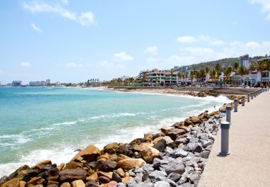 Oceanfront in Mexico, Puerto Vallarta