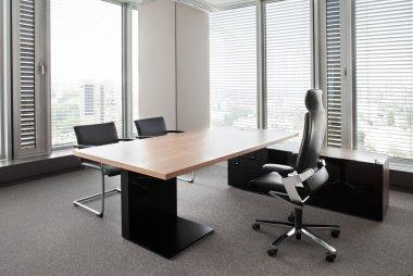 New modern office