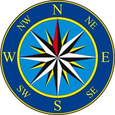 Blue Compas