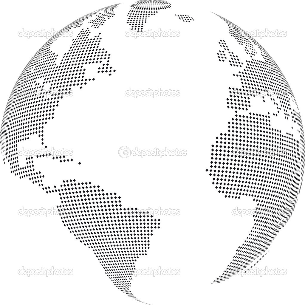 Dot Globe