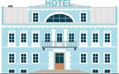 Fotografia piccolo hotel