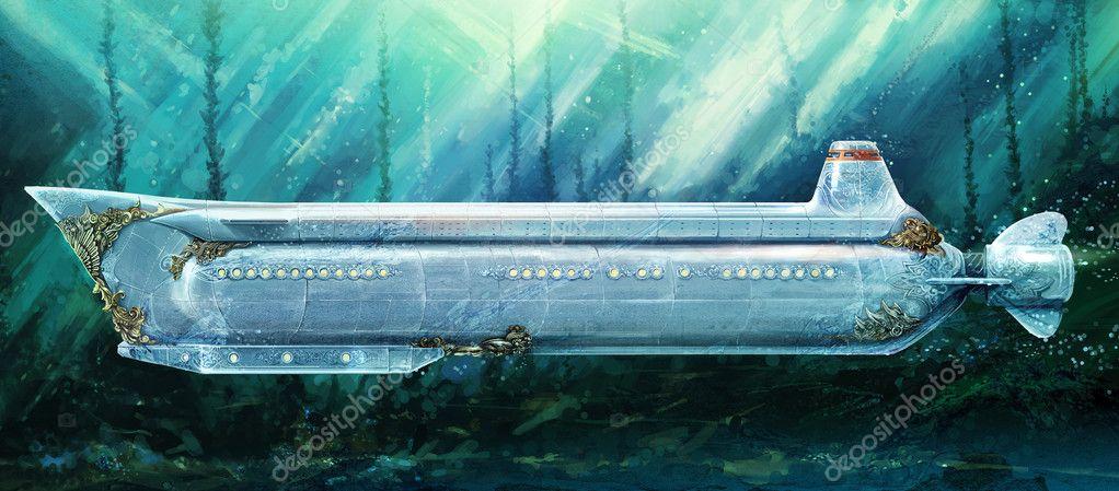 может ли подводная лодка затонуть
