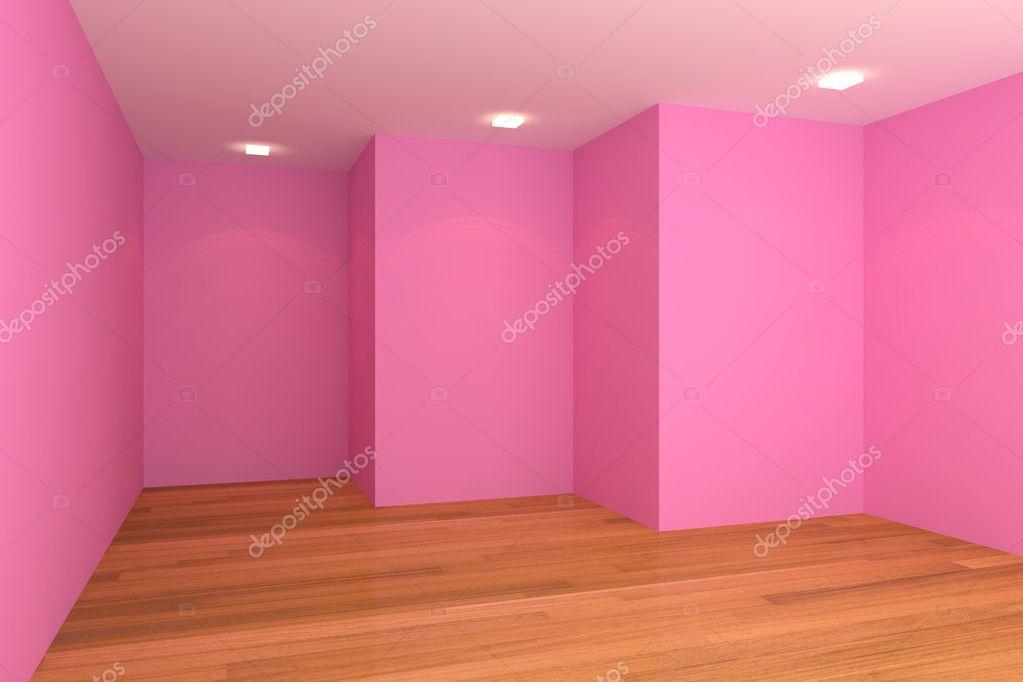 Pink Empty Room Stock Photo 169 Sumetho 11398939