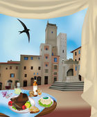Fotografie San Gimignano 2