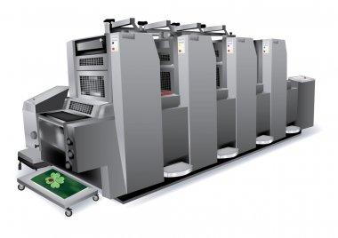 Offset printer