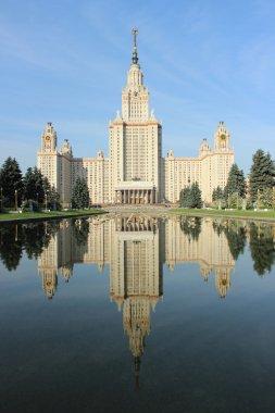 Moscow State University named after M.V. Lomonosov