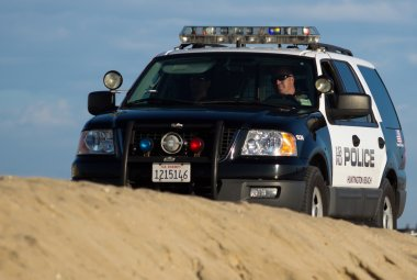 Huntington Beach Police Beach Patrol