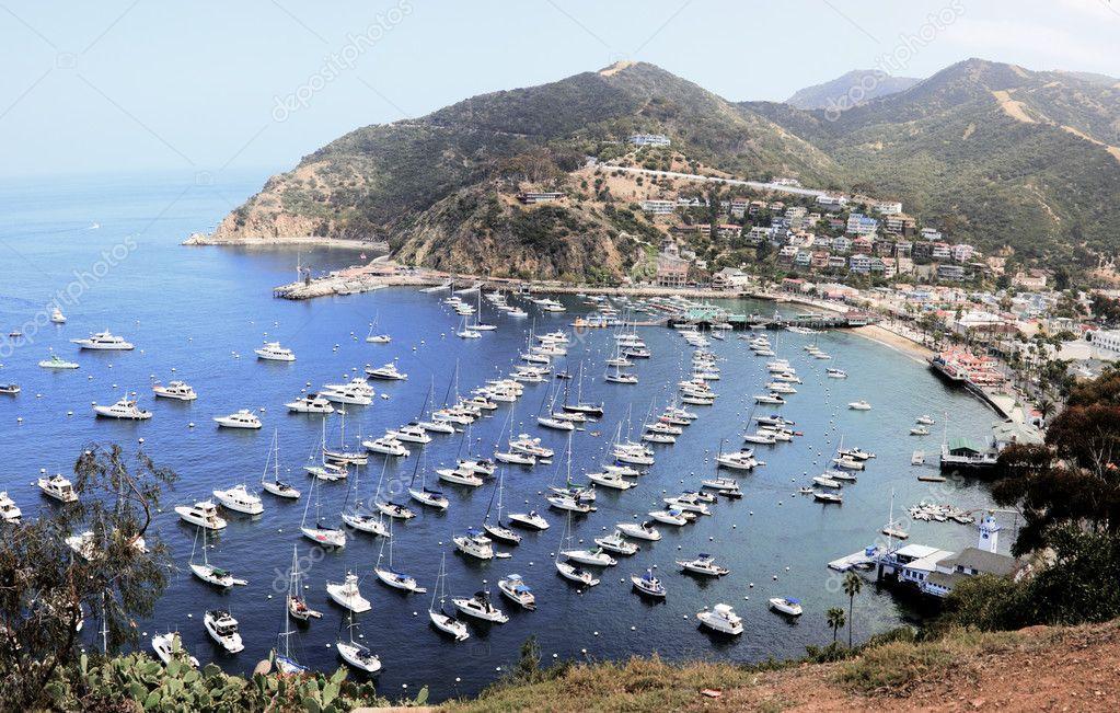 Avalon Harbor Catalina Islanc