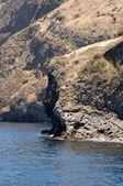 Fényképek Santa Catalina szigetén