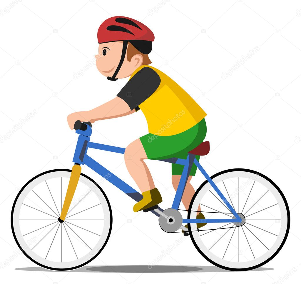 Bicycle kid