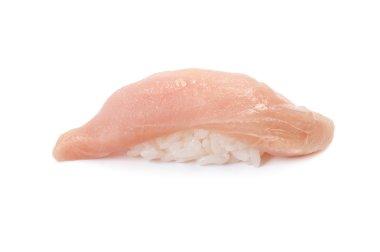 Sushi nigiri, Hamachi, tail
