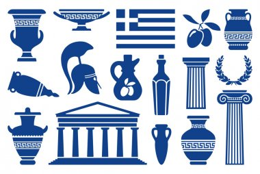 Symbols of Greece