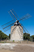 Fotografie Bonheur Moulin für Porquerolles Island, Frankreich