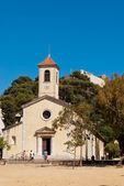 Fotografie Porquerolles Kirche, Frankreich