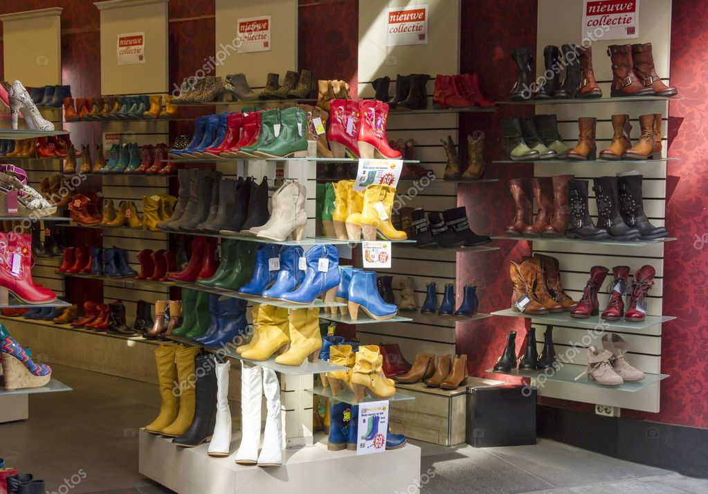 womens shoe store business plan