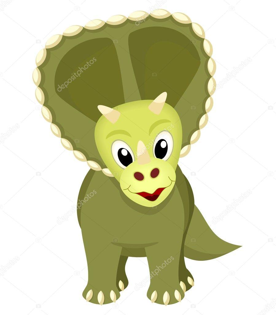 Triceratops - dinosaur