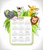 Fotografie Calendar 2013 with animals