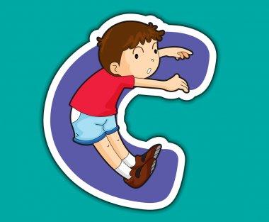 Alphabet letter series