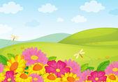 virágot háttér