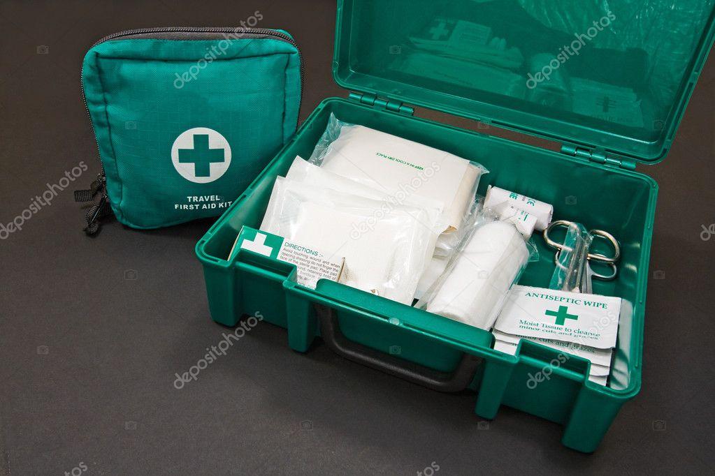 Green first kit