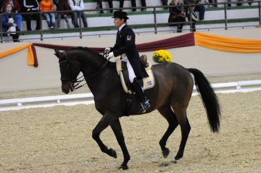 Dressage World Cup Competition