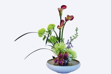 Exotic Flower Bouquet