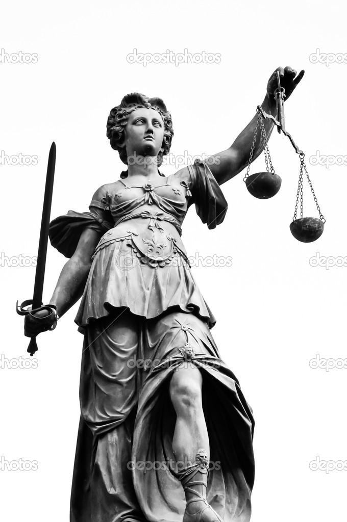 Lady Of Justice Stock Photo Image By Slickspics 11117458