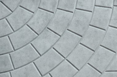 Structure paving slabs