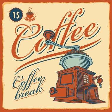 Coffee grinder - cafe