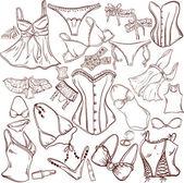 spodní prádlo - spodní prádlo pro ženy