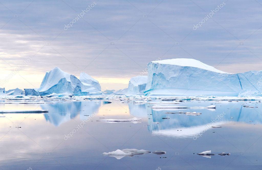 Greenland Icebergs