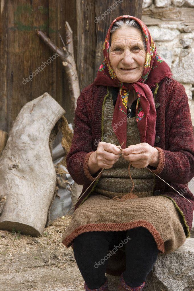 Alte Frauen De