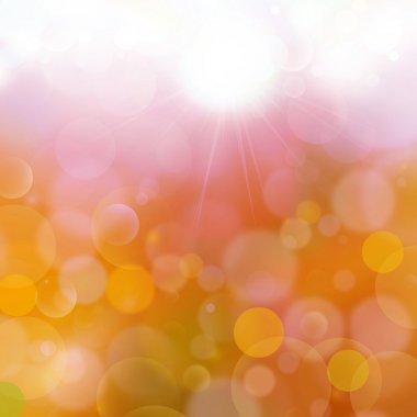 Pink Orange background Airmar 2,light bokeh,more bubbles,no mesh