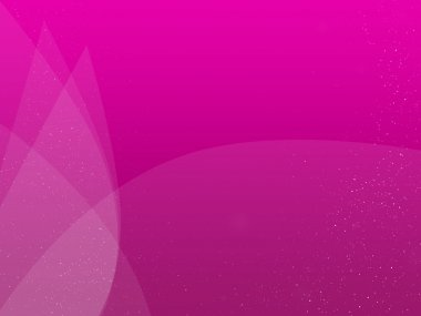Magenta background Alanyja, clean leaf design