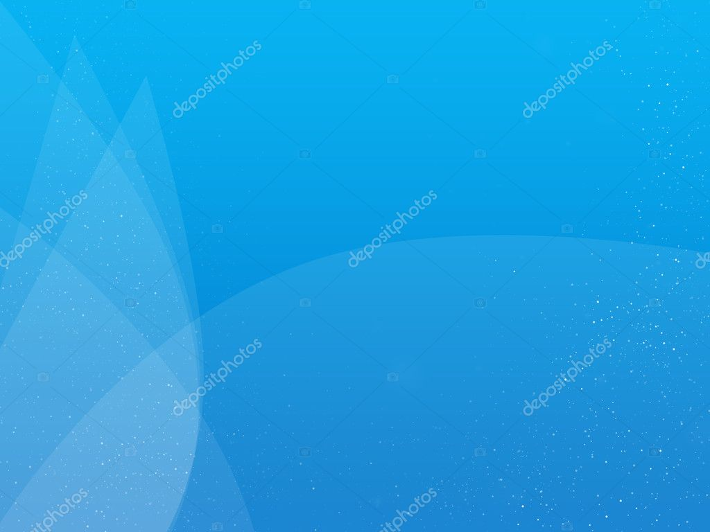 Blue background Alanyja, clean leaf design