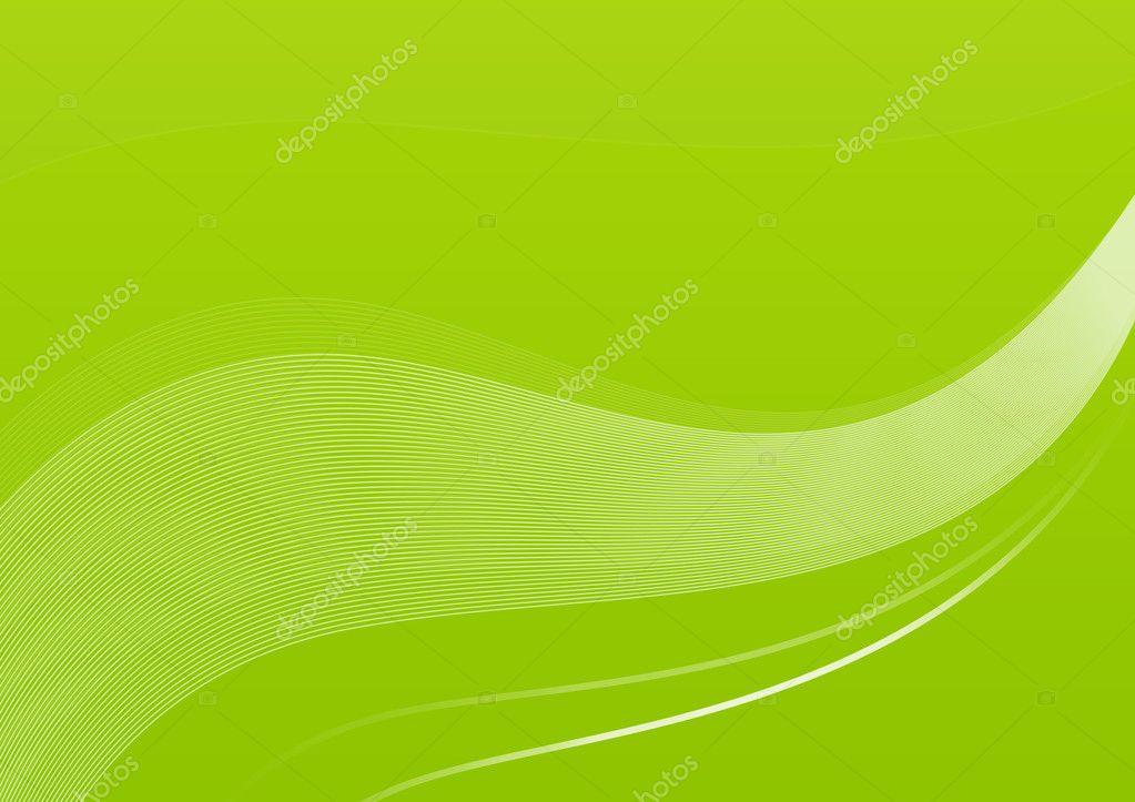 Fondos verdes power point