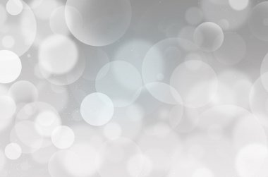 Light-gray (Silver) Bubbles background Flarium WB