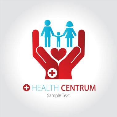 Company (Business) Logo Design, Vector, Health