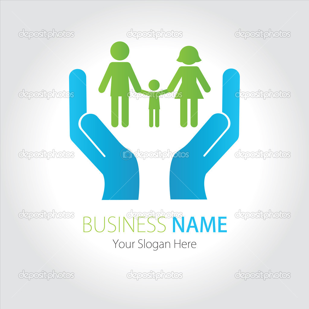 Company Business Logo Design Vector Stock Vector
